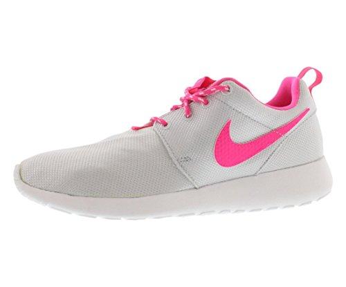 Nike Rosherun Girls Running Shoes  599729-006 Pure Platinum