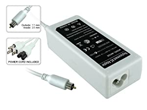 65w AC Adapter for Apple Power Book/iBook G3/G4 A1021