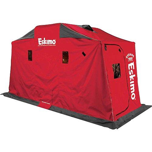 Amazon.com : Eskimo Eskape 400 Hard Water Series Ice ...