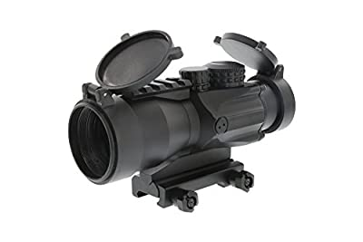 Primary Arms 5X Compact Prism Hunting Scope w/ ACSS Reticle PAC5X from Primary Arms