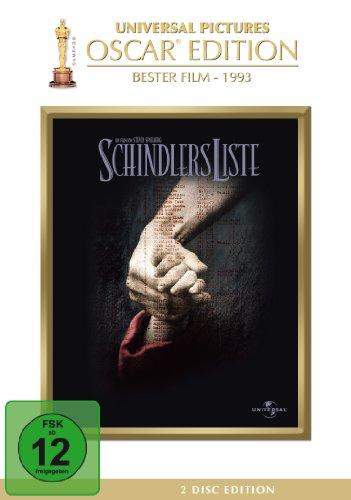 Schindlers Liste (Oscar-Edition) [2 DVDs]