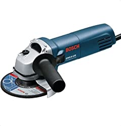Bosch GWS 6-125 Small Angle Grinder(Power=670 watts,Features- GWS 6-125,Good handling due to ergonomically adapted housing)