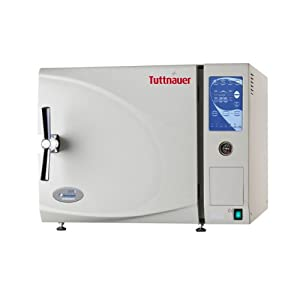 Heidolph Tuttnauer 3870E Autoclave Sterilizer, Electronic Model Without Printer 41AaN4GMr0L._SL500_AA300_