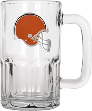 NFL Cleveland Browns 20-Ounce Root Beer Style Mug - Primary Logo at Amazon.com