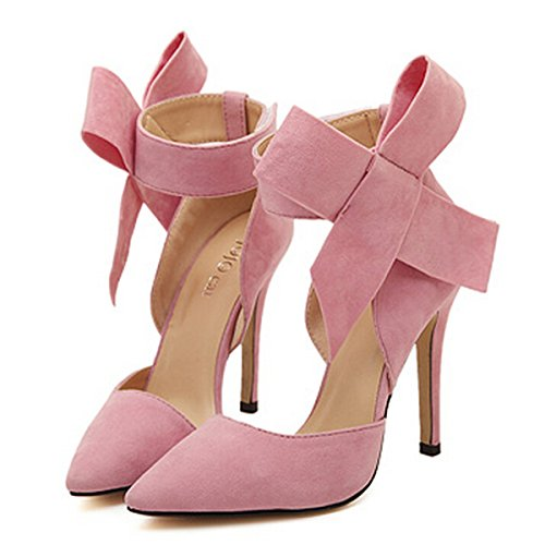 yh-pointy-suede-high-heel-womens-shoes-with-big-bowknot-pink-38