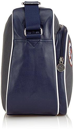 Puma Polyester Dark Shadow Messenger Bag (7344501)