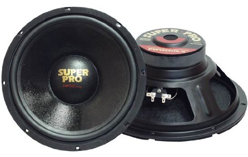 Pyramid PW18110US 18-Inch 2000 Watt Woofer