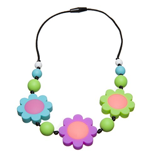 Jelly Juniors Nora Baby Teething Necklace (Jelly Teething Necklace compare prices)