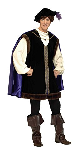 Forum Novelties Mens Storybook Renaissance Medieval Prince Noble Lord Costume