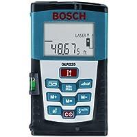 Bosch GLR225 Laser Distance Measurer