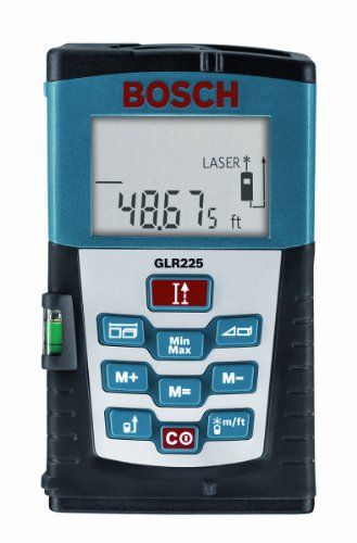 Bosch GLR225 Laser Distance Measurer (Discontinued by Manufacturer) (Glm 100 Bosch compare prices)