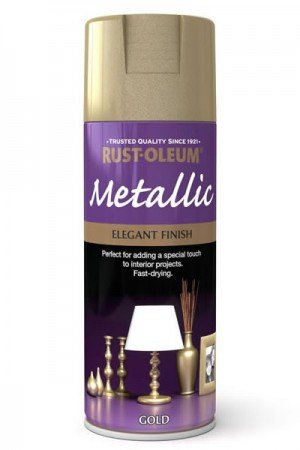 rust-oleum-multi-purpose-aerosol-spray-paint-400ml-elegant-finish-metallic-gold-1-pack