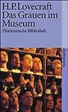 Das Grauen im Museum und andere Erzählungen (suhrkamp taschenbuch)
