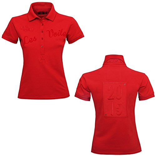 Polo Shirts - Seriole - Dk red - L