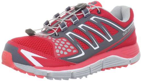 Salomon Women's XR Crossmax 2 Trail Running Shoe,Dynamic/Papaya/Dark Cloud,7.5 M US