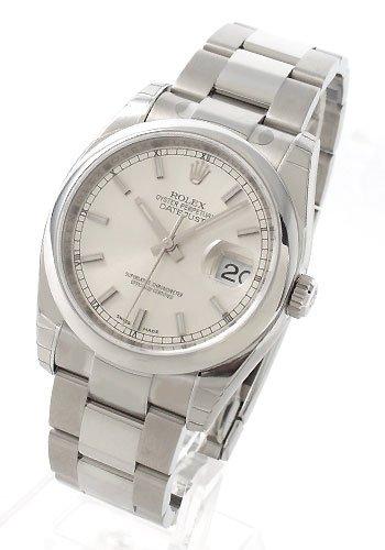 [ロレックス]ROLEX 腕時計 デイトジャスト シルバー Ref.116200 メンズ [並行輸入品]