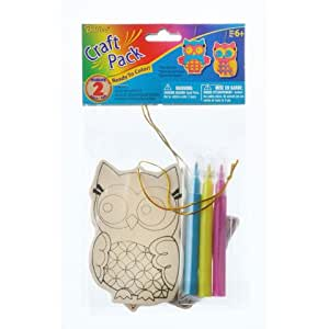 bulk buy darice crafts for kids wood ornament