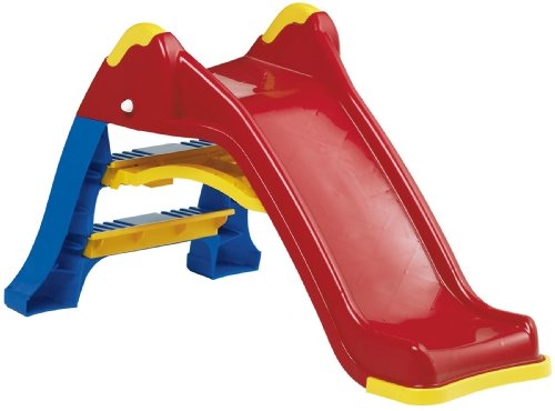 American Plastic Toy Folding Slide (Outdoor Toys Slides compare prices)