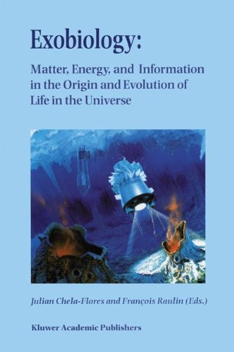 Exobiology: Matter, Energy, And Information In The Origin And Evolution Of Life In The Universe: Proceedings Of The Fifth Trieste Conference On ... Memorial Trieste, Italy, 22-26 September 1997