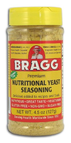 Bragg'S Nutritional Yeast 2 Pack