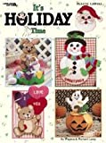 img - for It's Holiday Time (Leisure Arts 1885) [Paperback] by Virginia & Michael Lamp book / textbook / text book