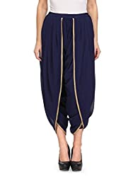 Just Wow Solid Women's Dhoti