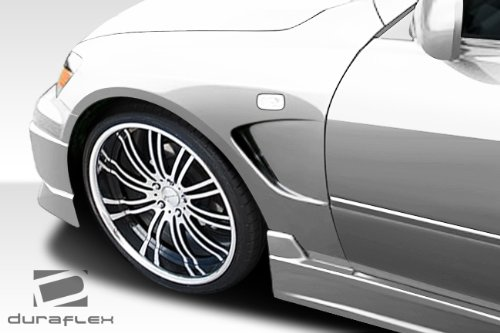 2000-2005 Lexus IS Series IS300 Duraflex C-Speed Fenders - 2 Piece (Lexus Is Fender compare prices)
