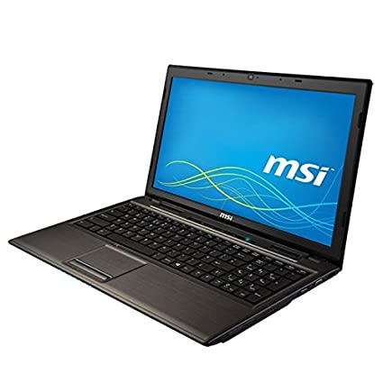 "MSI CR61 2M-2000XFR Ordinateur Portable Non tactile 15"" (38,10 cm) Noir (Intel Core i3, 4 Go de RAM, 1 To, Intel HD Graphics)"