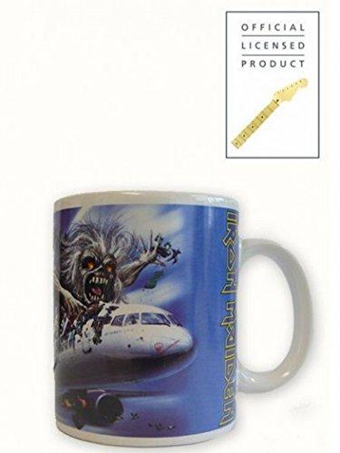 Iron Maiden tazza da caffè Flight 666