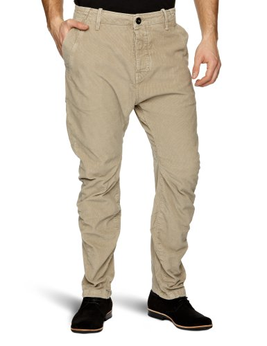 G-star Raw Bronson Chino 3D Loose Tapered Men's Trousers Dune W32INxL32IN