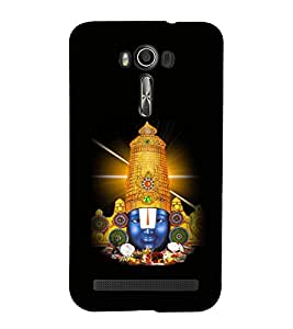 printtech Lord God South India Back Case Cover for Asus Zenfone Go::Asus Zenfone Go ZC500TG