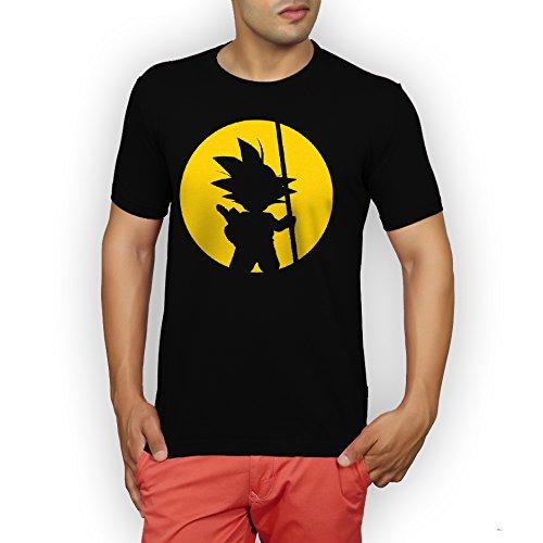 Dragon-Ball-Z-Goku-Large-Hombres-T-Shirt