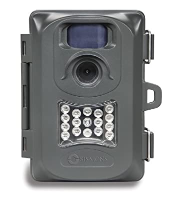 Simmons Whitetail Trail Camera with Night Vision (4MP) by Simmons