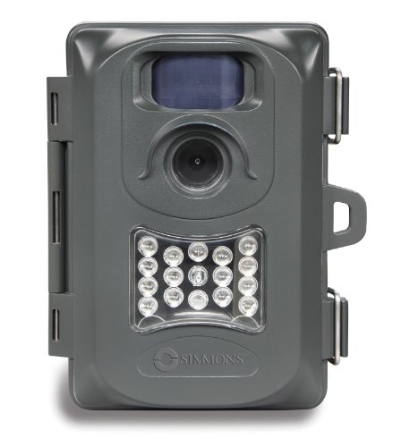 Review Simmons Whitetail Trail Camera with Night Vision (4MP)