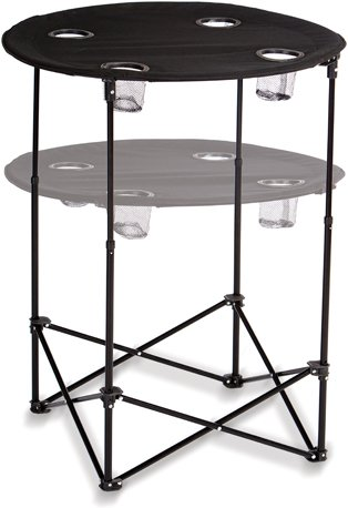 For Sale! Picnic Plus Scrimmage Tailgate Table Black