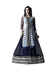 Universal Creation Bollywood designer Indowestern with Rassal Jacuard kotty & Self Designed Semistiched dress materials.