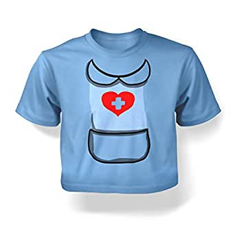 Nurse Costume Baby T-shirt