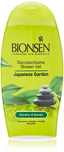 Japanese Garden Docciaschiuma 500 ml Tonificante Energizzante Corpo