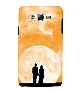 printtech Love Couple Back Case Cover for Samsung Galaxy Quattro i8552 / Samsung Galaxy Quattro Win i8552