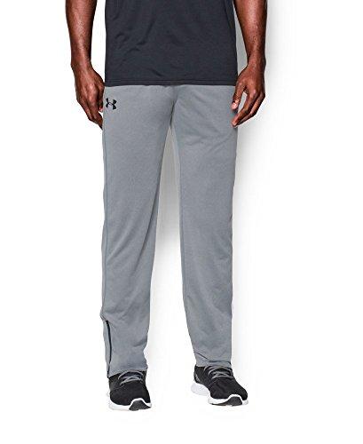 Under Armour Men's Tech Pants, Steel (035), X-Large