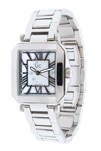 Guess 52001L1_WW - Reloj para mujeres, correa de acero inoxidable color plateado