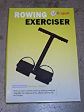 Health and Fitness Rowing Exerciser Machine