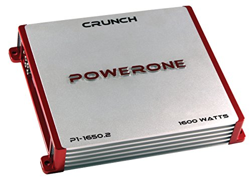 Crunch P1-650.2 Powerone Two Channel Amplifier