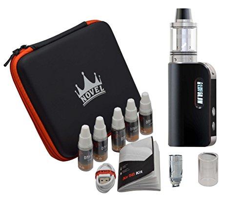 Novel-Dampfen-E-Zigarette-Ebox-750W-Box-Mod-Akkutrger-E-Zigaretten-Set-Coil-Atomizer-Verdampfer-Starterset-Nikotinfreie-Zigaretten