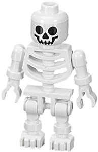 Skeleton (Swivel Arms) - LEGO Prince of Persia Minifigure by LEGO