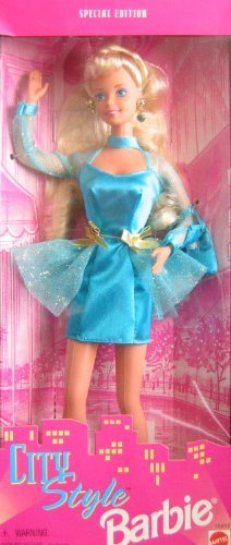 Barbie City Style Doll