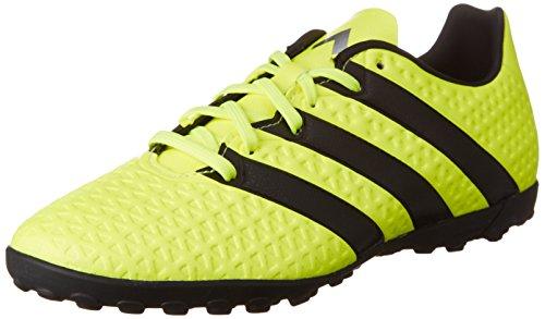 Adidas Ace 16.4 Tf, Scarpe da Calcio Allenamento Uomo, Multicolore (Syello/Cblack/Silvmt), 44 EU