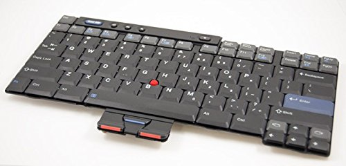IBM Lenovo Replacement Laptop Keyboard With Ribbon Cable 13N9957(Pack of 2) new ru for lenovo u330p u330 russian laptop keyboard with case palmrest touchpad black