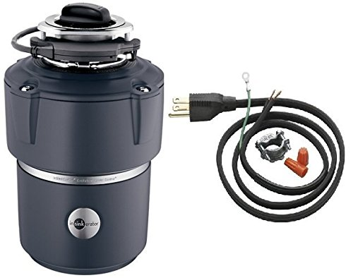 InSinkErator COVER CONTROL PLUS Evolution 3/4 HP Batch Feed Garbage Disposal wit, Power Cord Included (Insinkerator Cover compare prices)