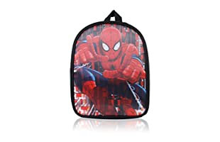 MARVEL Mochila Spiderman Spray (Negro)